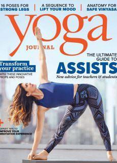 Yoga Journal USA – May 2018