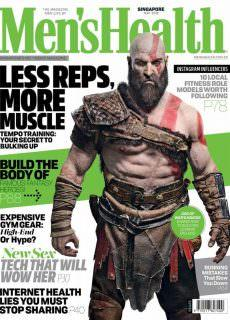 Men's Health Singapore – May 2018