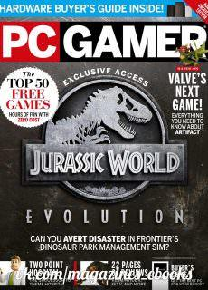 PC Gamer USA – June 2018