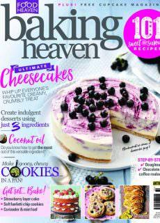 Baking Heaven – April-May 2018