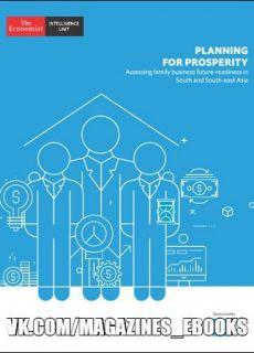 The Economist (Intelligence Unit) – Planning for Prosperity 2018