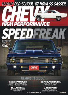 Chevy High Performance – July 2018