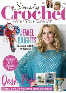 Simply Crochet – July 2018