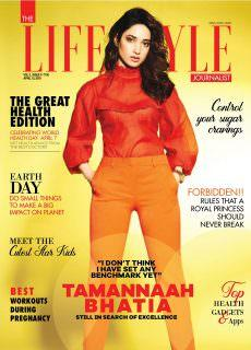 The Lifestyle journalist – April 2018