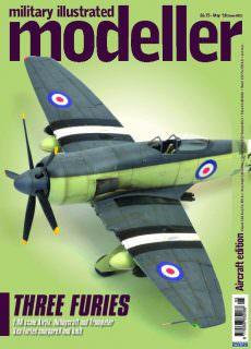 Military Illustrated Modeller – May 2018