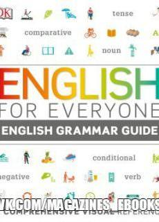 English For Everyone: English Grammar Guide A Comprehensive Visual Reference
