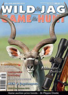 Wild&Jag – Game&Hunt – April 2018