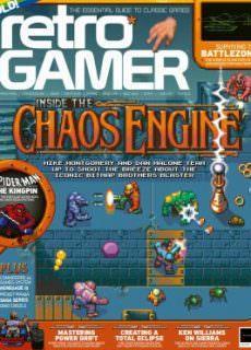 Retro Gamer UK – 01.08.2018