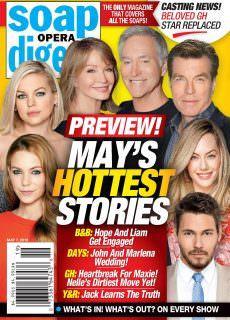 Soap Opera Digest – May 13, 2018