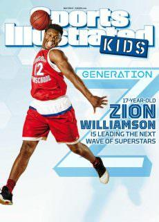 Sports Illustrated Kids – May 2018