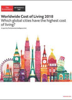 The Economist (Intelligence Unit) – Worldwide Cost of Living 2018 (2018)