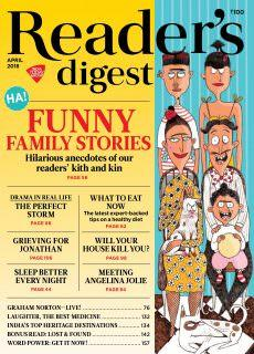 Reader's Digest India – May 2018