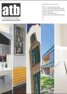 The Architectural Technologists Book (atb) – Issue 1 – March 2018