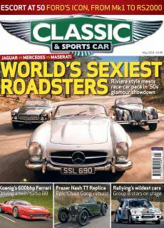 Classic and Sports Car UK – 01.05.2018