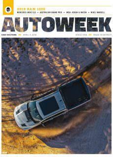 Autoweek USA – April 09, 2018