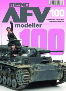 Meng AFV Modeller – May-June 2018