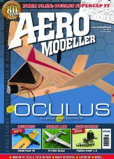 AeroModeller – May 2018