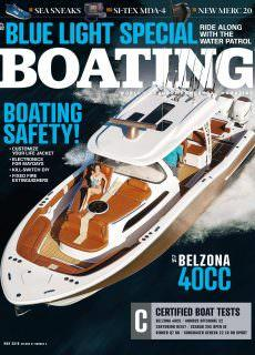Boating – May 2018