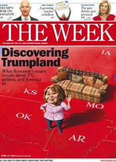 The Week USA – April 13, 2018