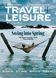 Travel+Leisure USA – April 2018