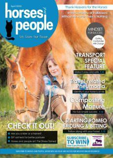Horses and People – April 2018