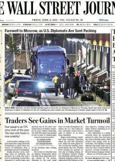 The Wall Street Journal – April 6, 2018