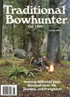 Traditional Bowhunter – June-July 2018