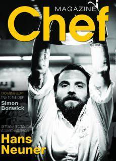 Chef Magazine – April 2018