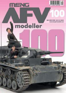 AFV Modeller – Issue 100 (May-June 2018)