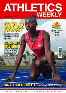 Athletics Weekly – 01 April 2018
