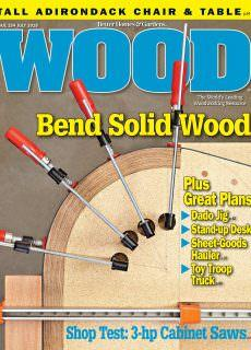 WOOD Magazine – July 01, 2018