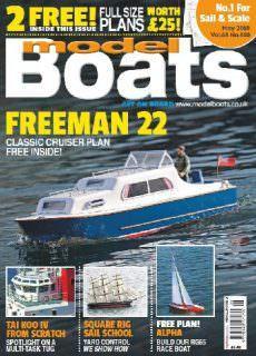 Model Boats – May 2018