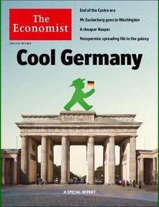 The Economist Audio Edition 14 April 2018