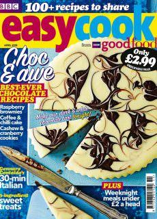 BBC Easy Cook UK – April 2018