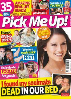Pick Me Up! Special – May 2018