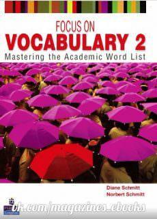 Schmitt Diane Focus On Vocabulary – Bridging Vocabulary