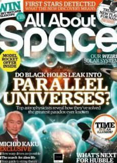 All About Space – Issue 76, 2018
