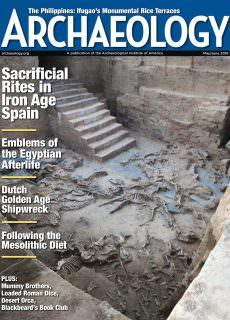 Archaeology Magazine – 01.05.2018