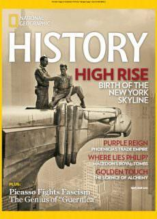 National Geographic History – 01.2018 – 02.2018