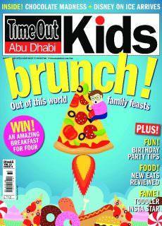 TimeOut Abu Dhabi Kids – April 2018