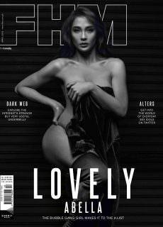 FHM Philippines – 01.04.2018