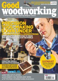 Good Woodworking – May 2018