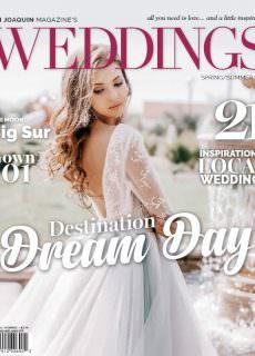 San Joaquin Weddings – Spring-Summer 2018
