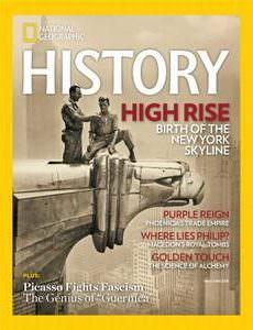 National Geographic History USA – May, June 2018