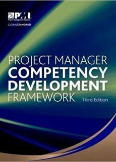 Project Manager Competency Development Framework