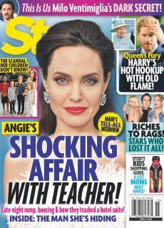 Star Magazine USA – April 09, 2018