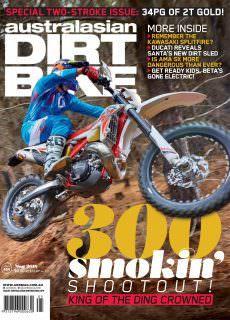 Australasian Dirt Bike – May 2018