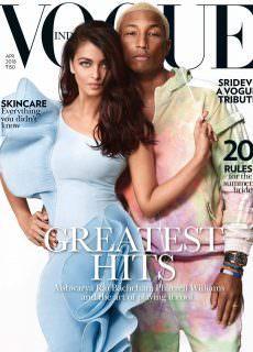 Vogue India – April 2018
