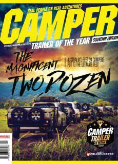Camper Trailer Australia – May 2018