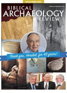 Biblical Archaeology Review – March-June 2018